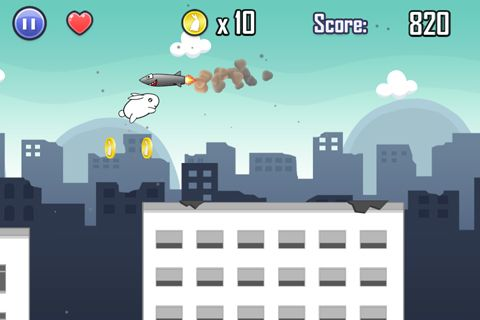 Download Last bunny iPhone free game.
