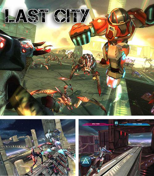 Download Last city iPhone free game.