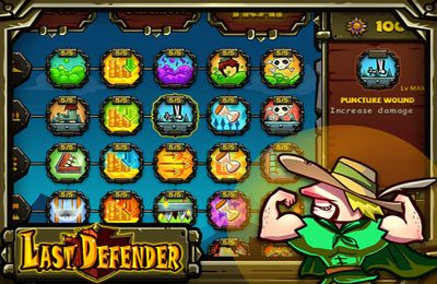 Download Last Defender iPhone free game.