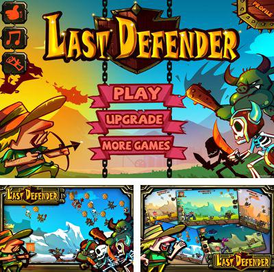In addition to the game HellJump 2: New Adventures for iPhone, iPad or iPod, you can also download Last Defender for free.