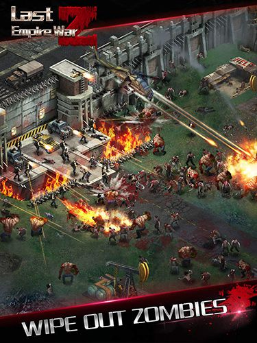 Descarga gratuita de Last empire: War Z para iPhone, iPad y iPod.