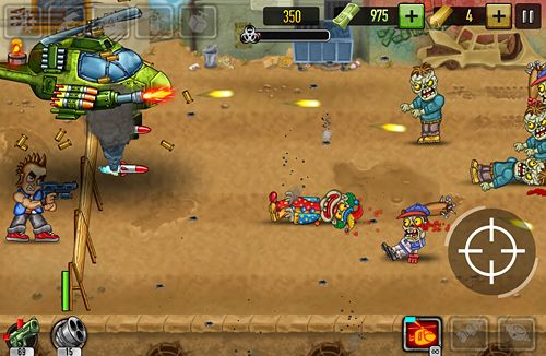 Screenshots of the Last heroes: The final stand game for iPhone, iPad or iPod.