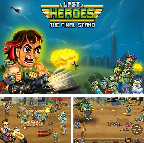 In addition to the game iBomber: Winter warfare for iPhone, iPad or iPod, you can also download Last heroes: The final stand for free.