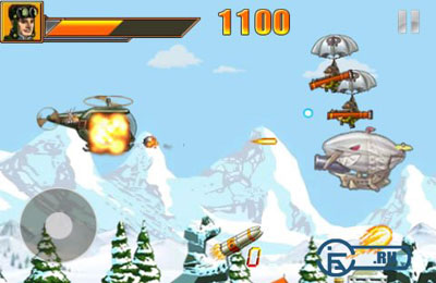 Screenshots of the Last Shot game for iPhone, iPad or iPod.