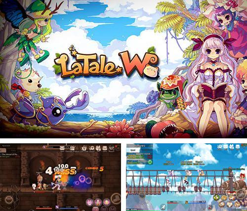 In addition to the game Garden Rescue for iPhone, iPad or iPod, you can also download LaTale W for free.