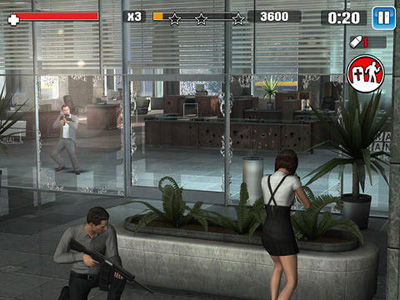 Capturas de pantalla del juego Lawless para iPhone, iPad o iPod.