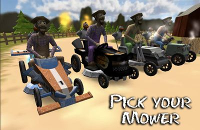 Гра Lawn Mower Madness для iPhone