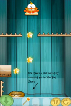 Screenshots of the Lay the Egg – Epic Egg Rescue Experiment Saga game for iPhone, iPad or iPod.