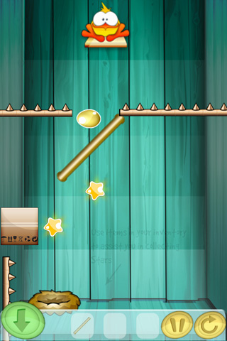 Free Lay the egg: Lay golden eggs download for iPhone, iPad and iPod.