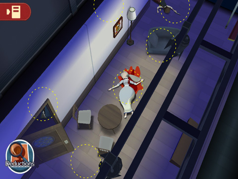 Capturas de pantalla del juego Layton Brothers Mystery Room para iPhone, iPad o iPod.