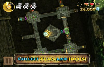 Download Lazy Raiders iPhone free game.