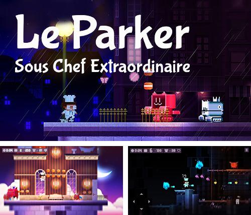 In addition to the game Paper train: Traffic for iPhone, iPad or iPod, you can also download Le Parker: Sous chef extraordinaire for free.