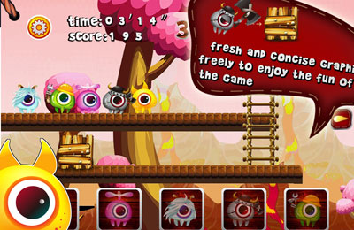 Screenshots of the Lead Me Home game for iPhone, iPad or iPod.