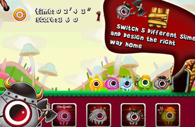 Capturas de pantalla del juego Lead Me Home para iPhone, iPad o iPod.