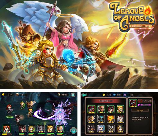 In addition to the game Platoonz for iPhone, iPad or iPod, you can also download League of angels: Fire raiders for free.
