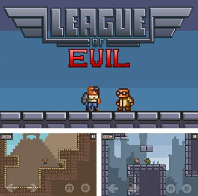 In addition to the game Lab asylum: Run and escape! for iPhone, iPad or iPod, you can also download League of Evil for free.