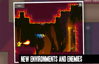 Écrans du jeu League of Evil 3 pour iPhone, iPad ou iPod.