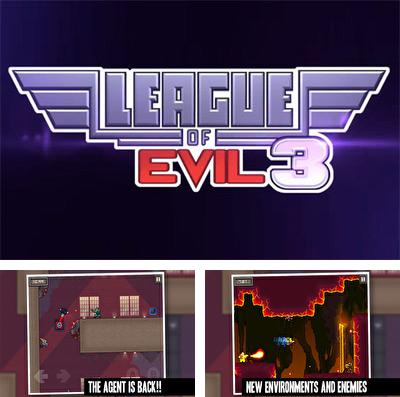 In addition to the game Cavorite for iPhone, iPad or iPod, you can also download League of Evil 3 for free.