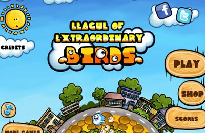 League Of Extraordinary Birds HD