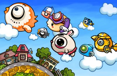Download League Of Extraordinary Birds HD iPhone free game.