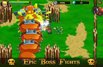 Download League of Heroes iPhone free game.