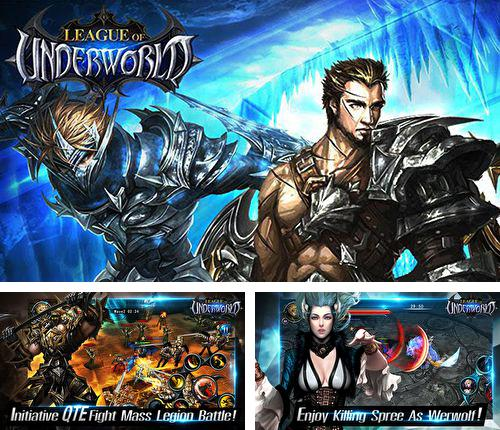 In addition to the game Pirate Mysteries for iPhone, iPad or iPod, you can also download League of underworld for free.