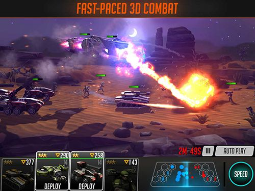 Скачать League of war: Mercenaries на iPhone бесплатно