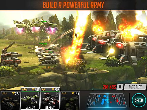 Descarga gratuita de League of war: Mercenaries para iPhone, iPad y iPod.