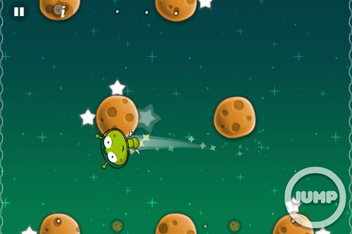 Capturas de pantalla del juego Leap worm para iPhone, iPad o iPod.