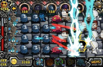 Игра Leave Devil alone для iPhone
