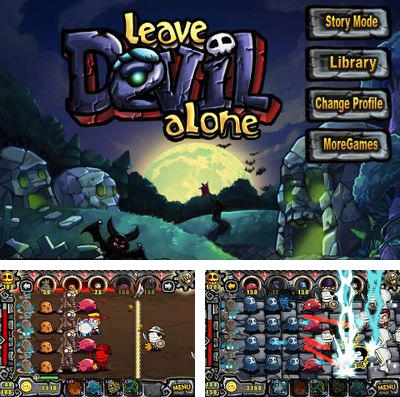 In addition to the game Island tribe 5 for iPhone, iPad or iPod, you can also download Leave Devil alone for free.