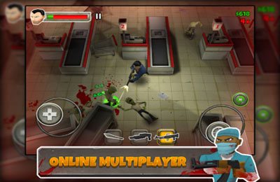 Screenshots of the Left 2 Die game for iPhone, iPad or iPod.