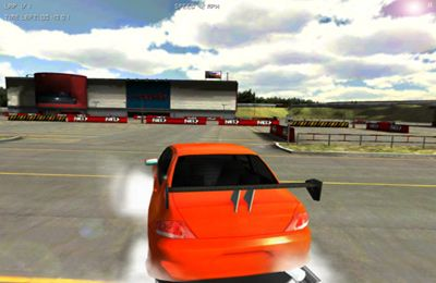 Descarga gratuita del juego Carrera Speed racing  para iPhone.
