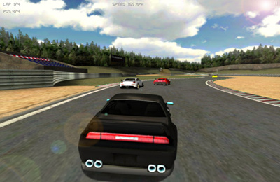 Kostenloser Download von Legal Speed Racing für iPhone, iPad und iPod.
