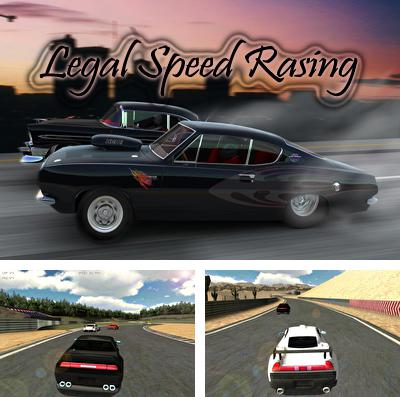 In addition to the game Power Rangers Samurai Steel for iPhone, iPad or iPod, you can also download Legal Speed Racing for free.