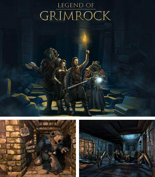 In addition to the game Magic Gem for iPhone, iPad or iPod, you can also download Legend of Grimrock for free.