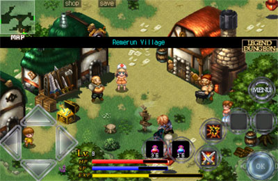 Capturas de pantalla del juego Legend of Master 2 Plus para iPhone, iPad o iPod.