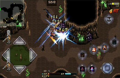 Écrans du jeu Legend of Master 2 Plus pour iPhone, iPad ou iPod.