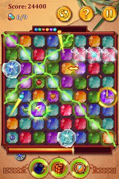 Capturas de pantalla del juego Legend of Talisman para iPhone, iPad o iPod.
