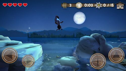 Screenshots vom Spiel Legend of Tell für iPhone, iPad oder iPod.