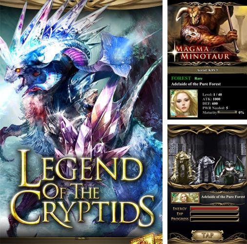 In addition to the game Calimero's Village for iPhone, iPad or iPod, you can also download Legend of the Cryptids for free.