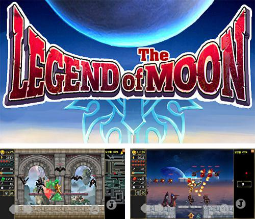 In addition to the game Brave knight rush for iPhone, iPad or iPod, you can also download Legend of the moon for free.