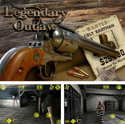 In addition to the game Proun+ for iPhone, iPad or iPod, you can also download Legendary Outlaw for free.