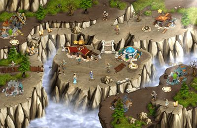 Kostenloser Download von Legends of Atlantis: Exodus für iPhone, iPad und iPod.