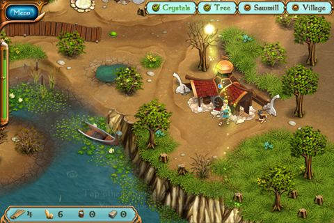 下载免费 iPhone、iPad 和 iPod 版Legends of Atlantis: Exodus premium。