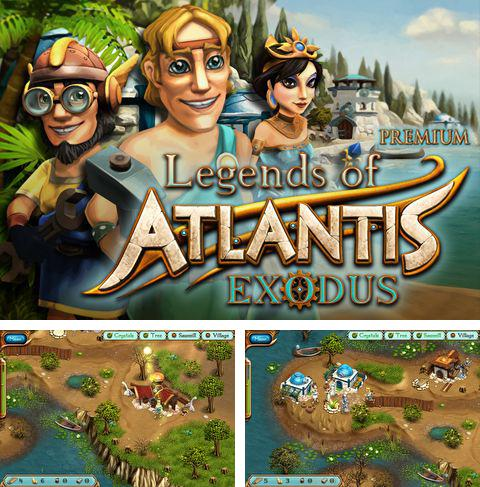 In addition to the game 3D Rollercoaster Rush for iPhone, iPad or iPod, you can also download Legends of Atlantis: Exodus premium for free.