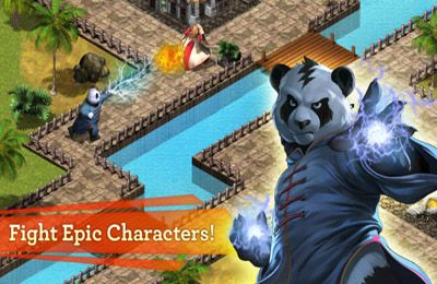 Free Legends of Chaos download for iPhone, iPad and iPod.
