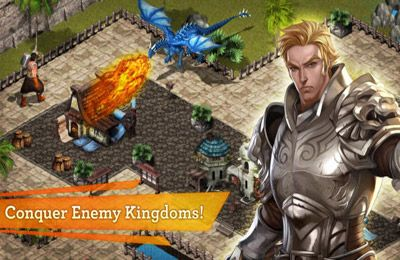 Screenshots of the Legends of Chaos game for iPhone, iPad or iPod.