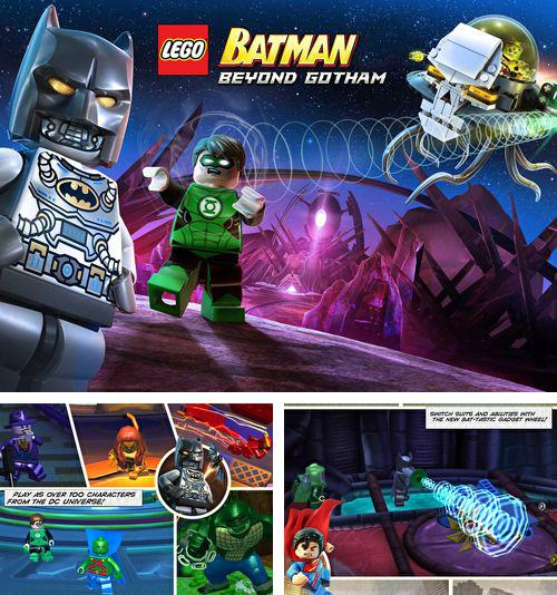 In addition to the game Love you to bits for iPhone, iPad or iPod, you can also download LEGO Batman: Beyond Gotham for free.