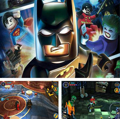 In addition to the game Smash hit for iPhone, iPad or iPod, you can also download LEGO Batman: DC Super Heroes for free.